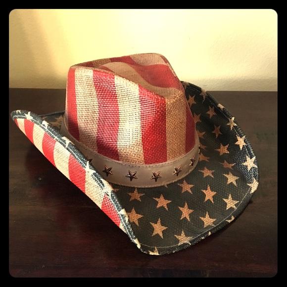 a3ad28a4860b9 Goldcoast Sunwear Accessories - Straw Cowboy Hat